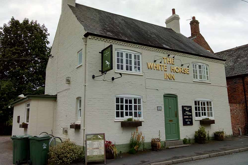 The White Horse Inn, Seagrave, Loughborough